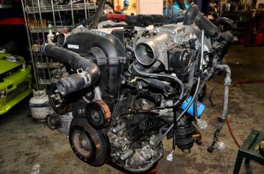 1JZGTE VVTI 5 Speed R154 and Auto