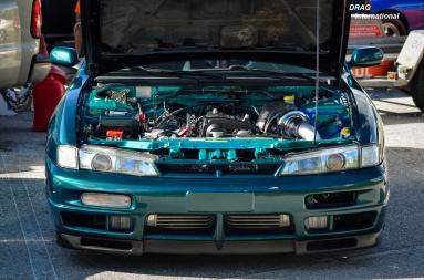 RB26 Single Turbo Power!