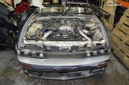 Silvia S13 5 Speed