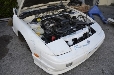 RPS13 180SX Type X