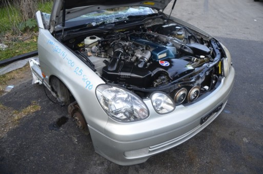 Toyota Aristo JZS161 Turbo