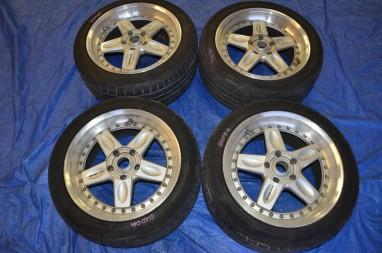 Volk GT 17's