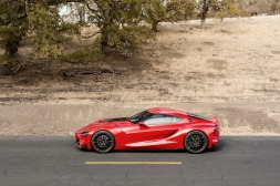 The amazing FT-1, successor to the Supra Turbo