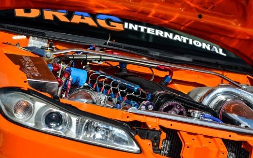 RB26 Big Turbo and Nitrous