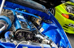 2JZ Power with RAW powered Components