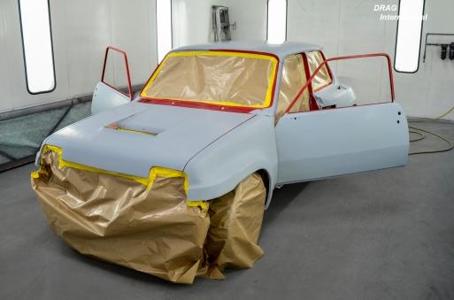 Renault R5 Turbo Restore