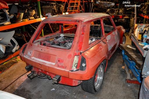 R5 Turbo 2 Restoration