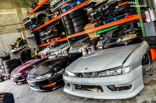 S14 With S13 Front End S14 Silvia Jdm Front End