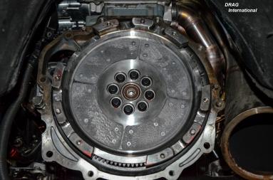 RPS Triple Carbon Billet Clutch