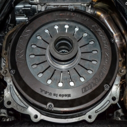 RPS Triple Carbon Billet Clutch