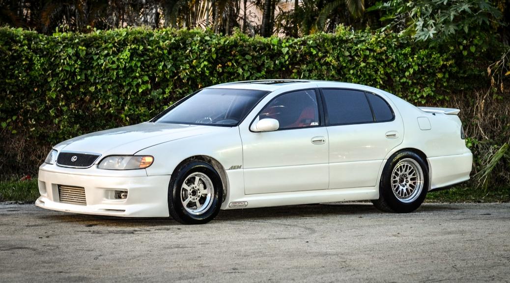 ORANGE PEEL : 1993 Lexus GS300 – T88 Single Turbo 9 Sec Street Car ...