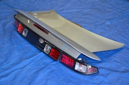 S14 Kouki JDM Trunk with Wing and LED Lights Custom