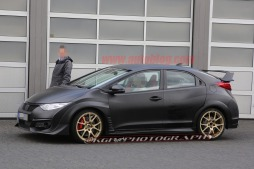 2015 Civic Type R Concept!
