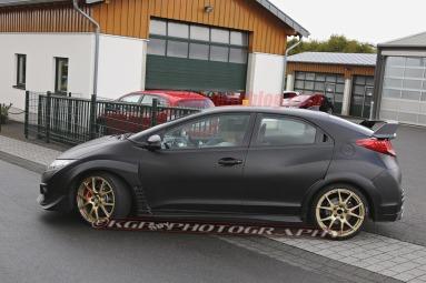 2015 Civic Type R Concept!