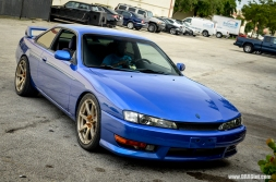 Final Product S14 with RB25DET Neo