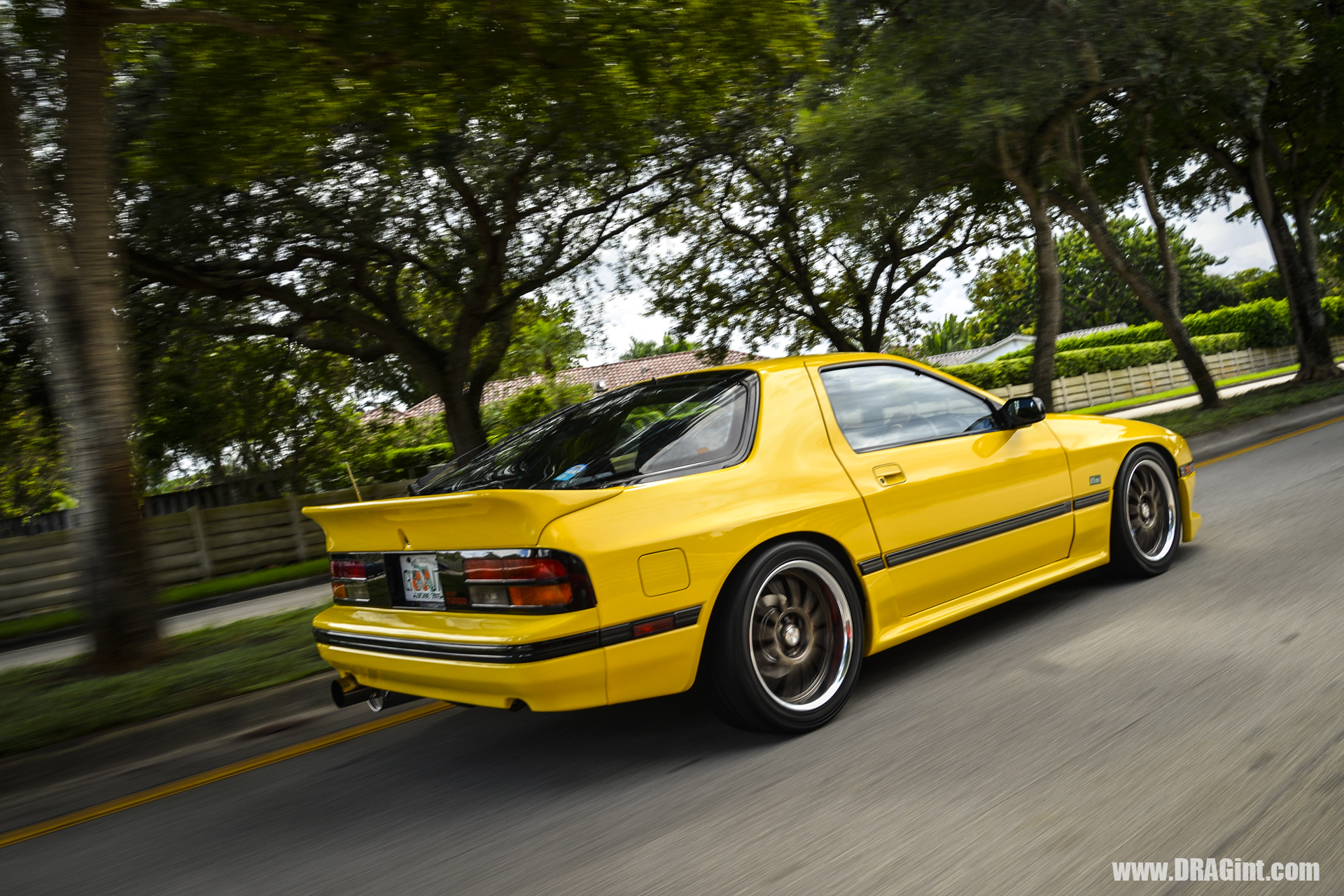 JDM Import 88 Mazda RX7 Turbo 2  Minty Early FC3S Goodness