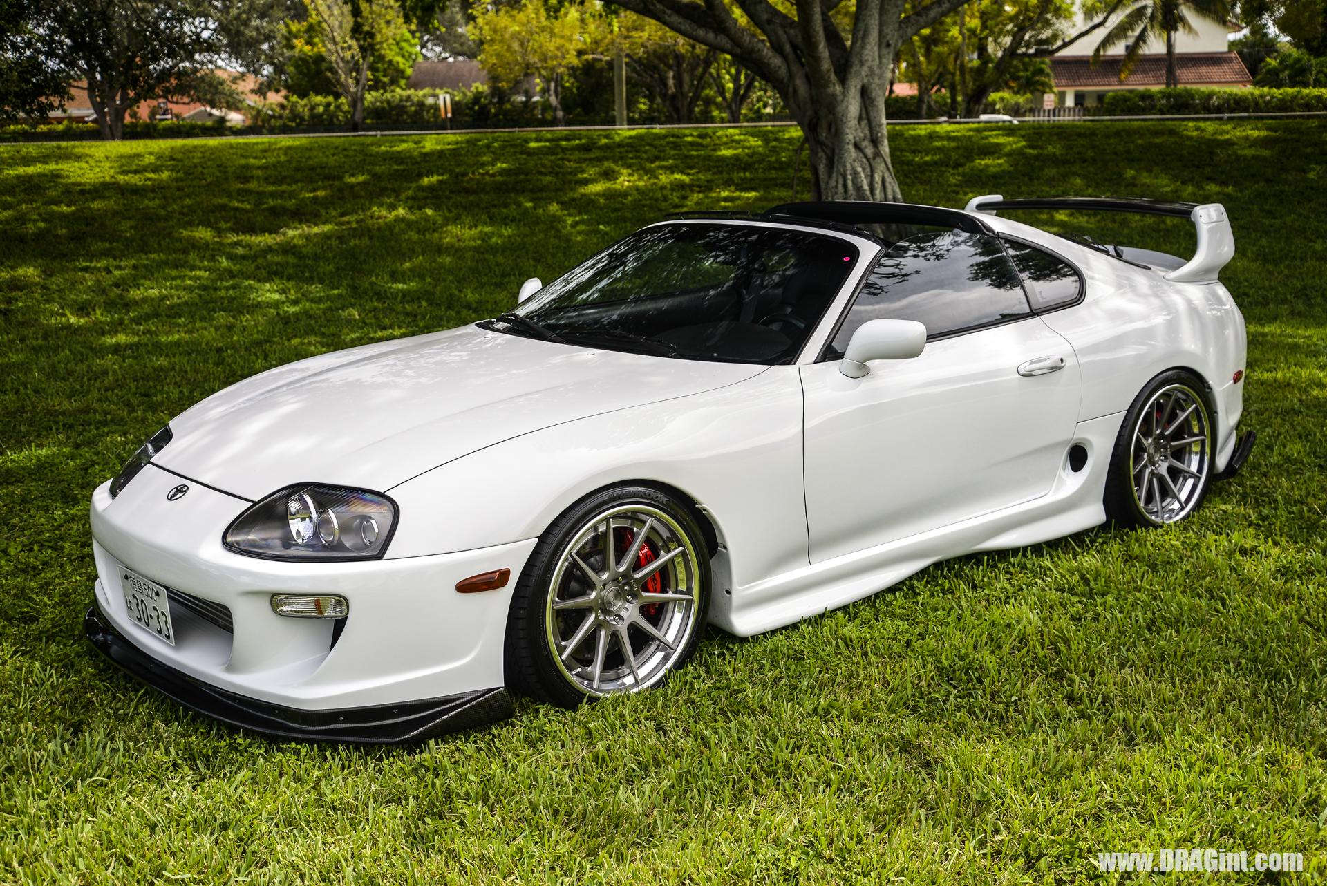 DRAGint.com Project White Heat – Supra Turbo 6 Speed + JDM ...