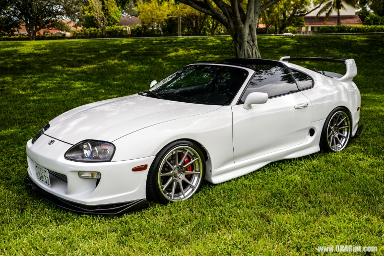 DRAGint.com 1050 HP Flex Fuel 6 Speed Supra