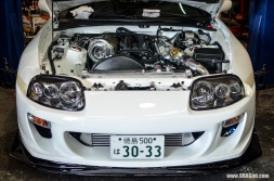 Supra 6 Speed Full Custom Build
