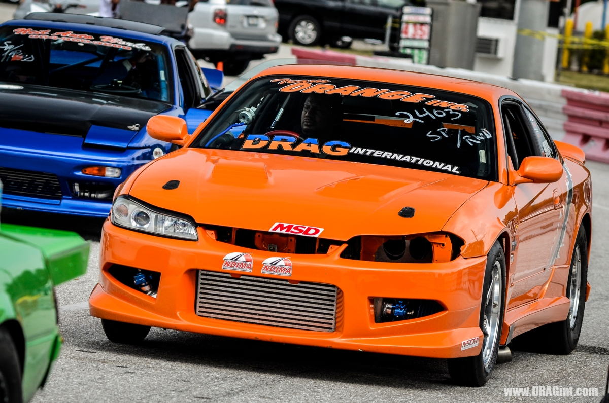 Drag International S15 Twin Turbo Rb26 Power Under