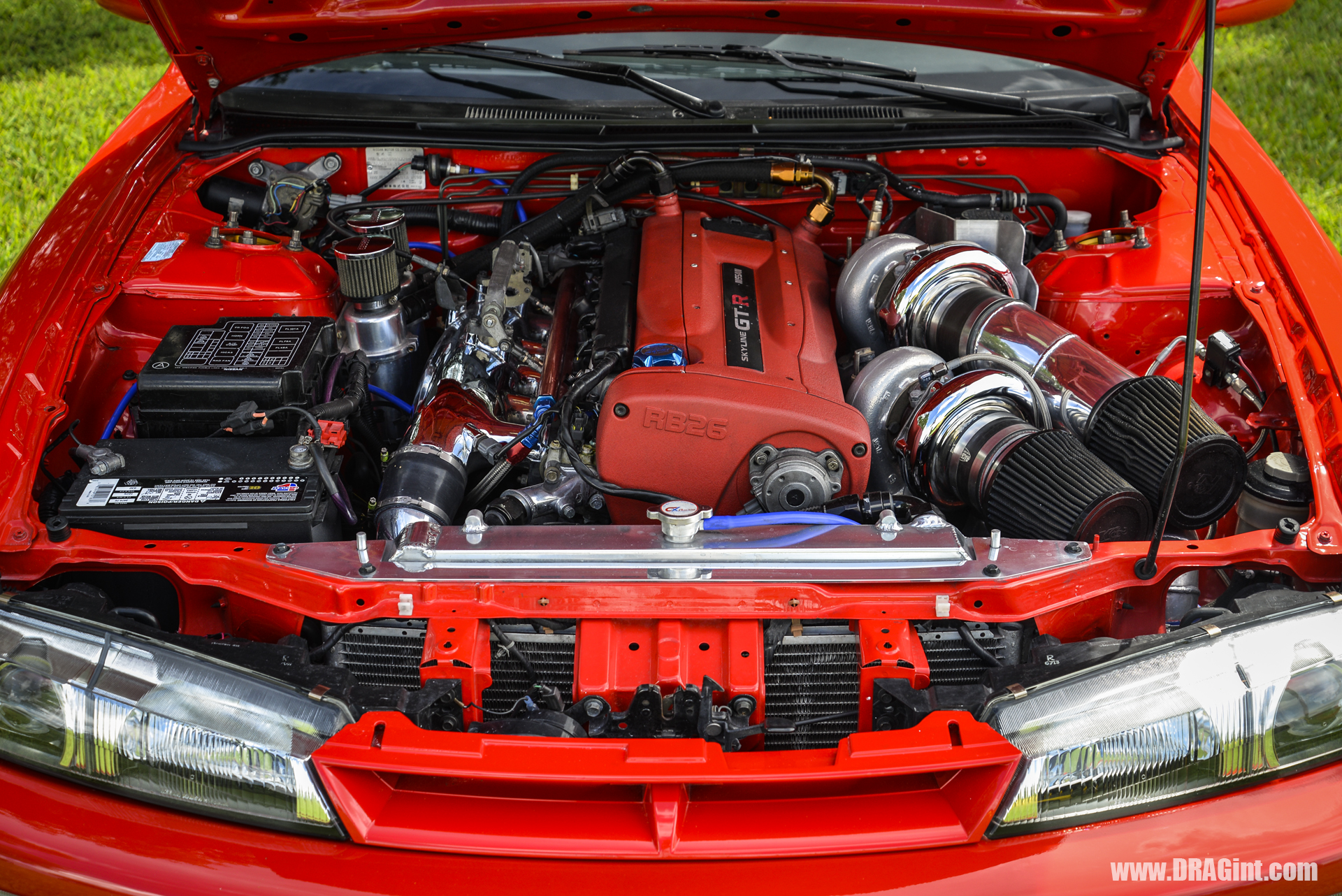 Dragint Com Street Beast Twin Turbo Rb26 Powered S14
