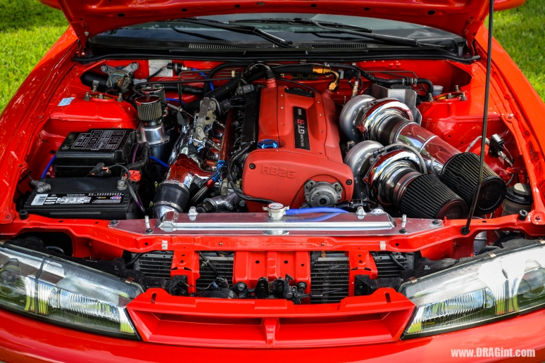 DRAGint 260SX RB26 Silvia