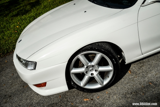 240SX with S14 SR20DE Non Turbo 5 Speed