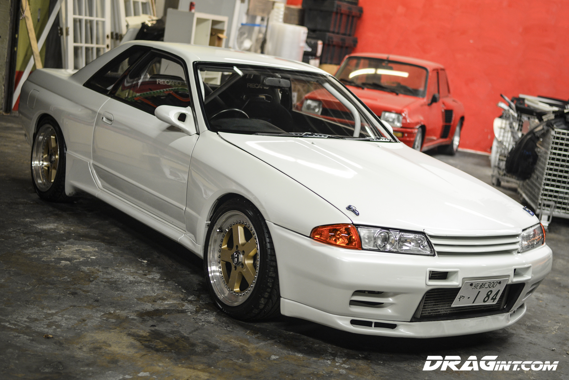 JDM Import '89 Nissan Skyline GTR R32 – From our 10.2014 Container