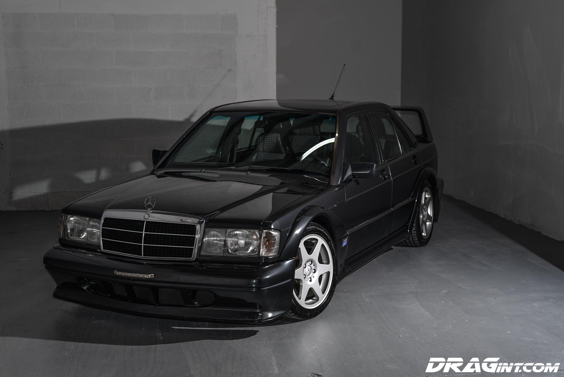 Perfect Timing Mercedes Benz 190e Evolution 2 Dtm