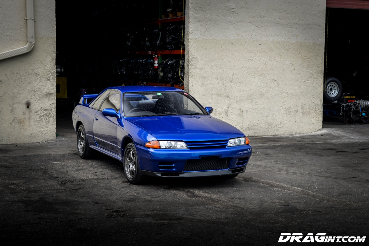 Jdm Cars For Sale >> JDM Import : R32 Skyline GTR in Best Blue Ever! | DRAG International