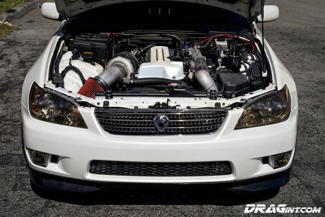 ORANGE Peel : Turbo IS300 2JZGTE VVTI – Quick Build | DRAG ...