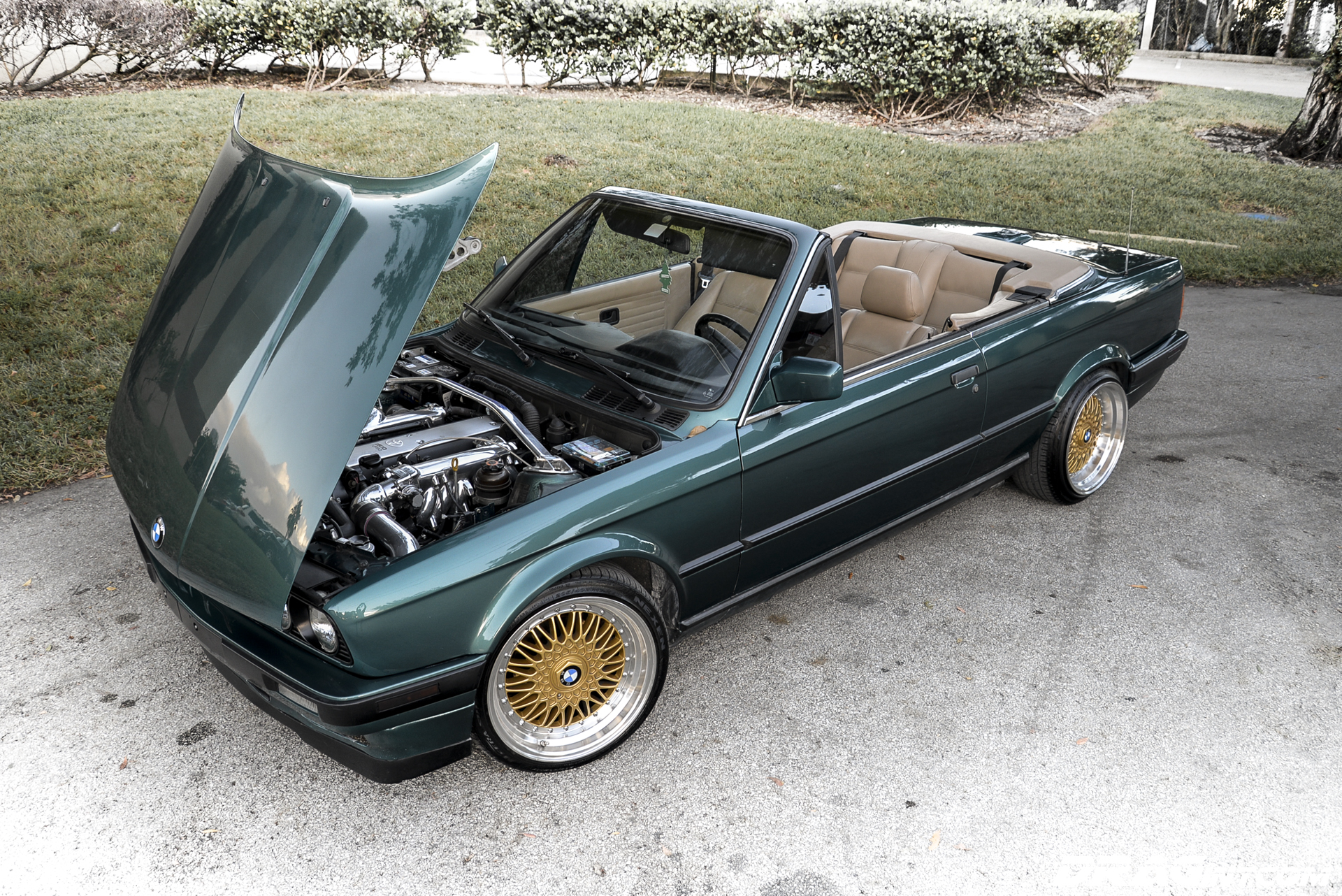 2015 Bmw 3 Series >> Custom Build : BMW 3 Series Vert E30 gets 1JZGTE VVTI Power! | DRAG International