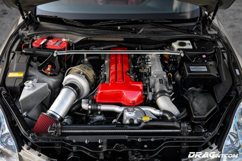 Swap Service Lexus SC430 2JZGTE VVTI PTE 6266 Single