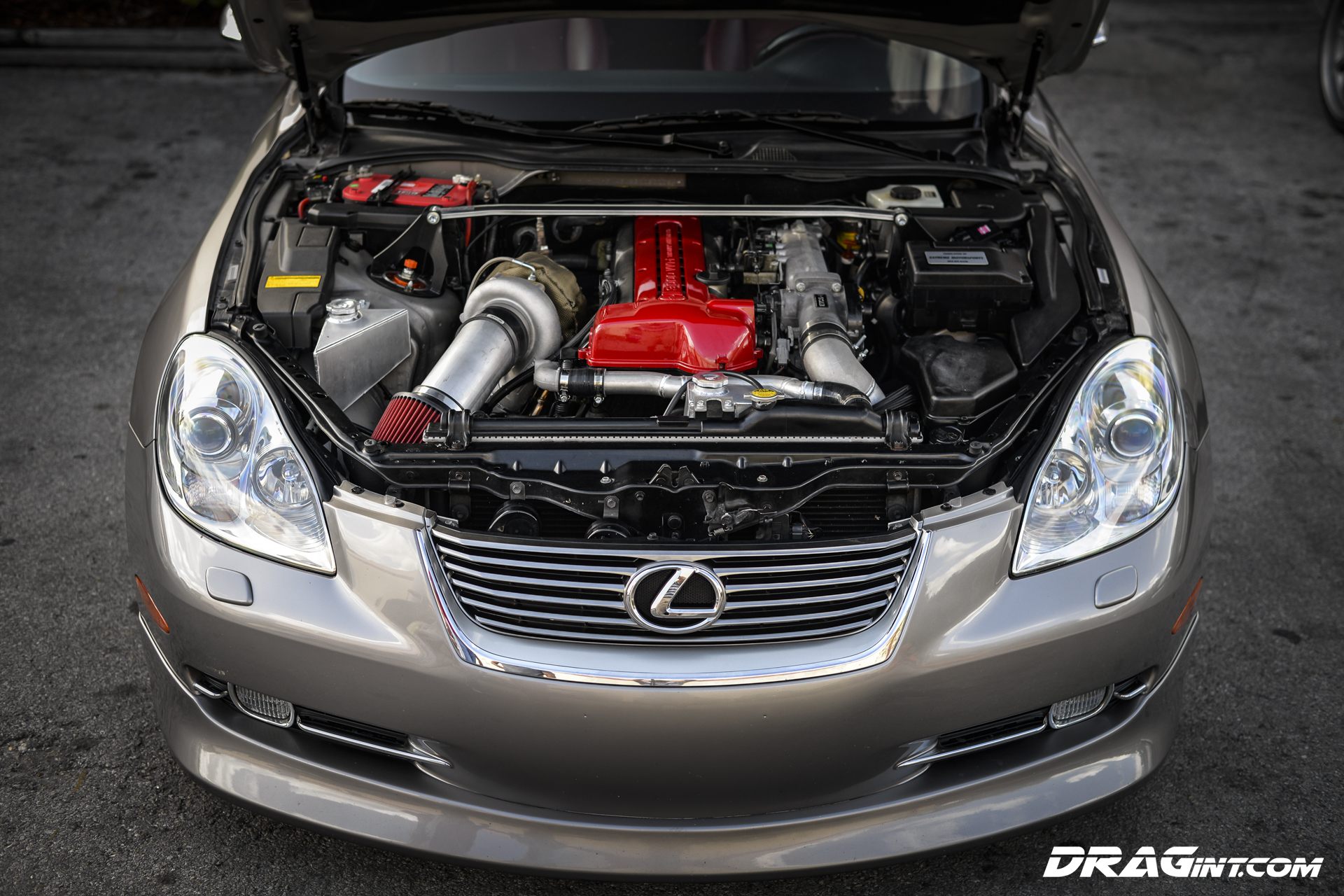 Swap Service : Lexus SC430 + 2JZGTE VVTI PTE 6266 Single ...