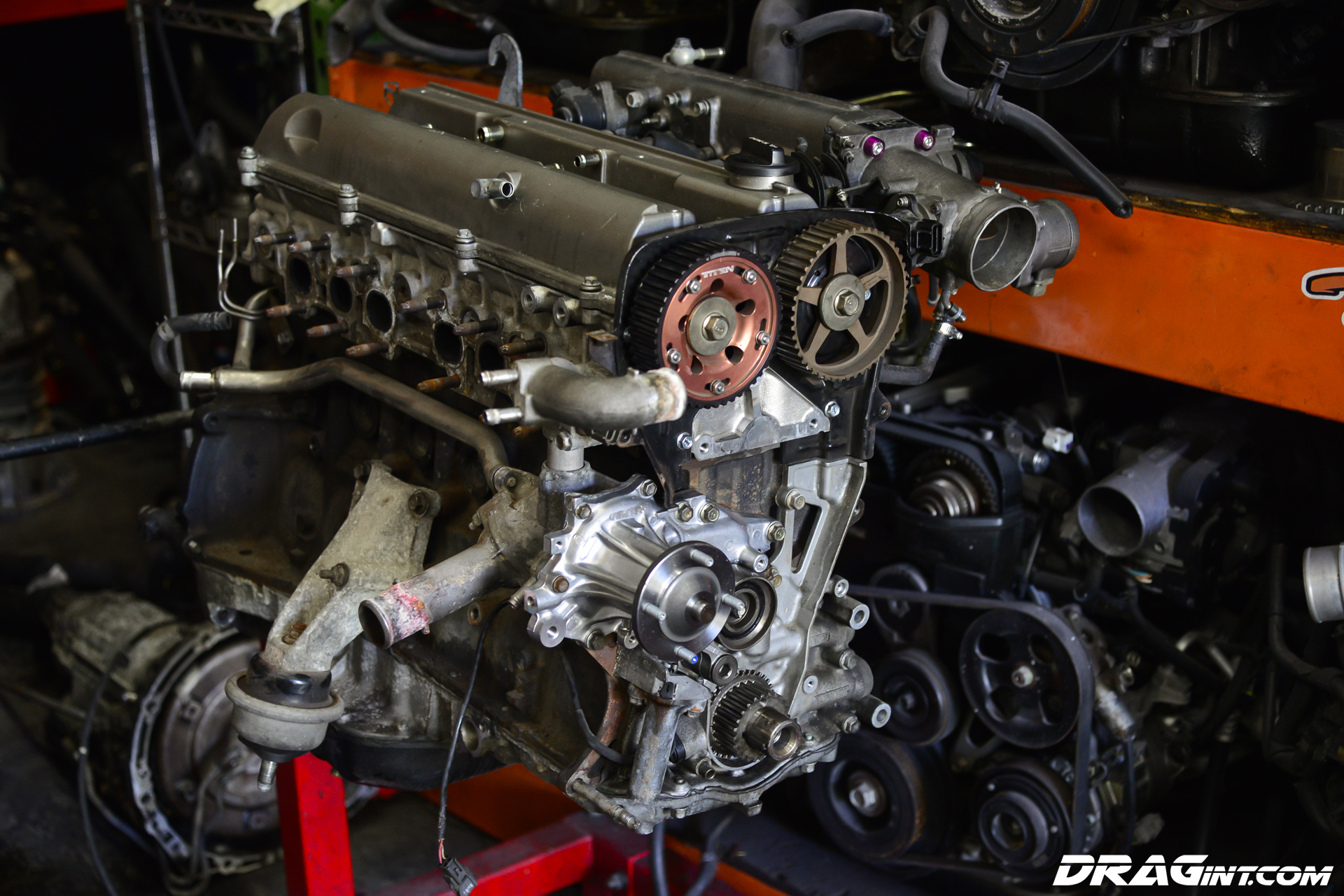 Customer Project – Classy SC300 with 500HP 2JZGTE AEM Auto