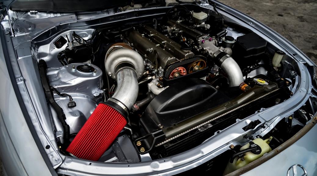 Customer Project – Classy SC300 with 500HP 2JZGTE AEM Auto Setup