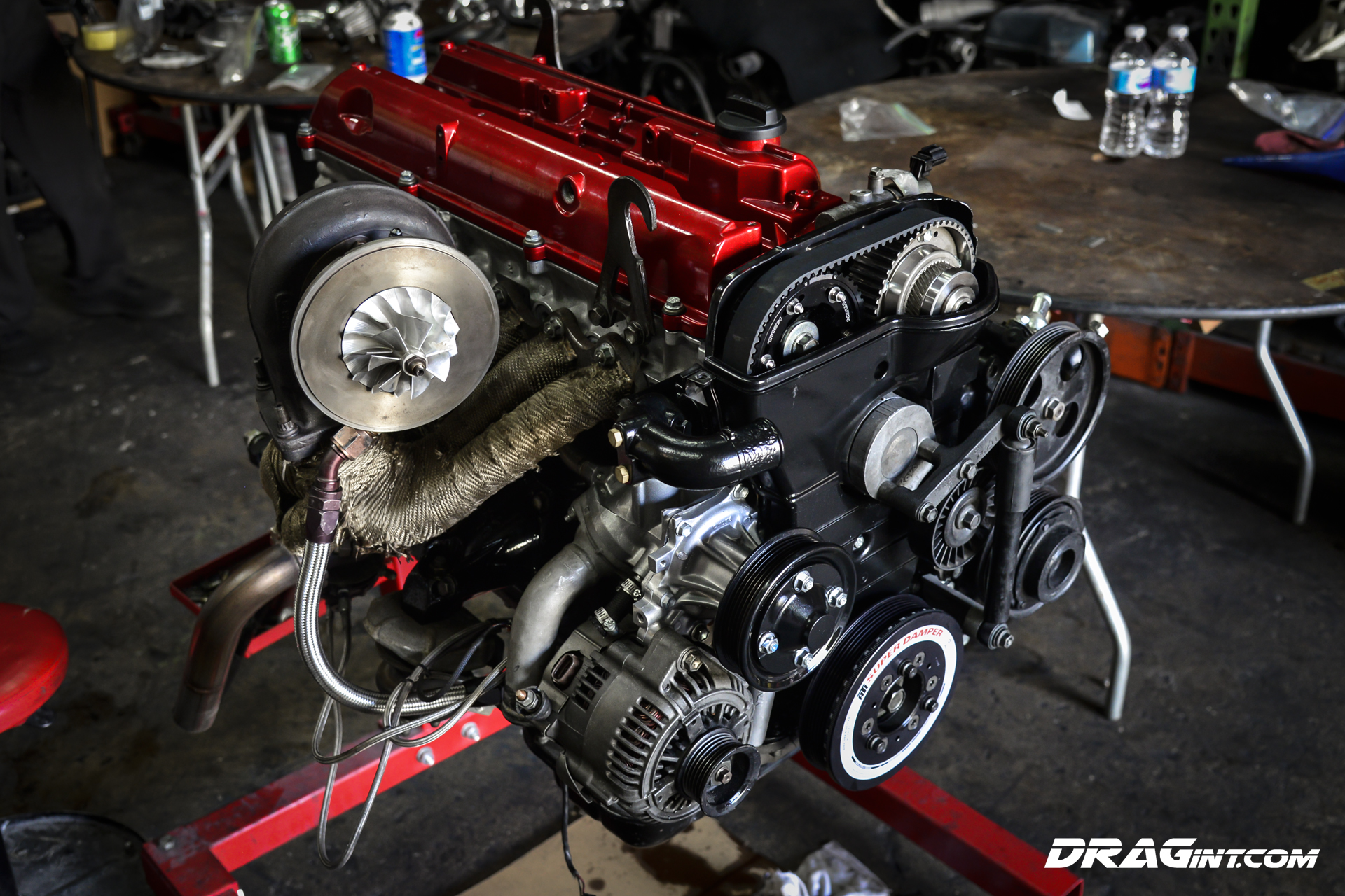 ENGINE and DRIVETRAIN : 2JZGTE VVTI gets tough with complete