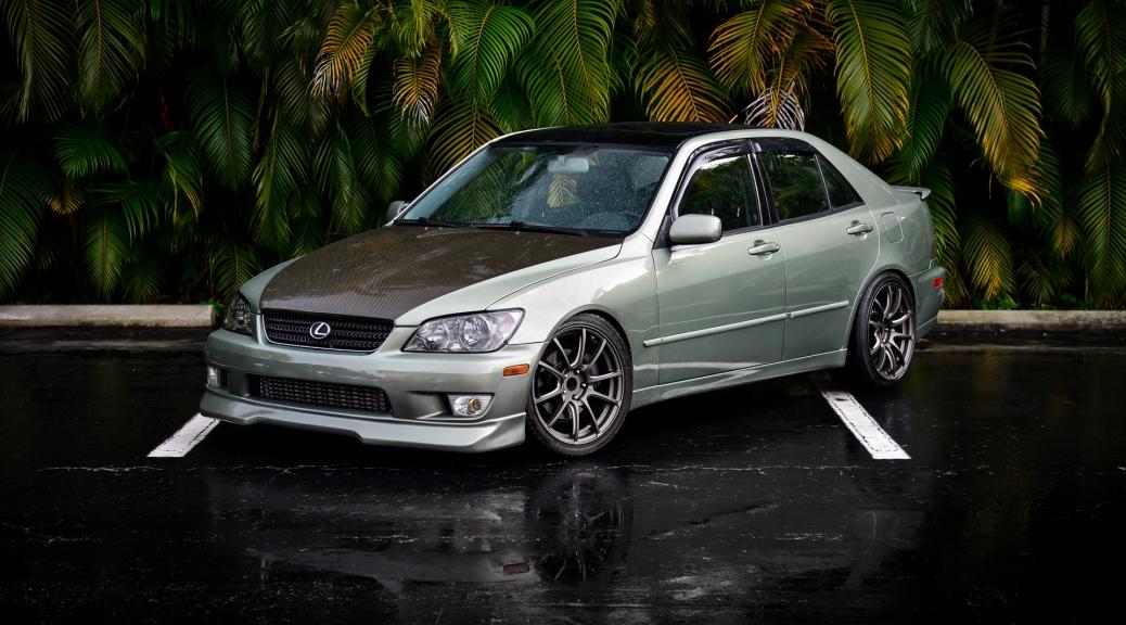 FOR SALE : IS300 Turbo = 1JZGTE + R154 + Haltech + HKS